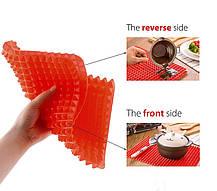 Коврик силиконовый для выпечки Pyramid Pan, фото 3