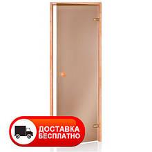 Двери для бани и сауны ANDRES Scan 70х190 80х200, 80х200