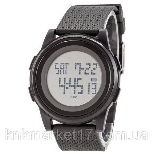Чоловічі годинники Skmei 1206 Black-White