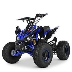 Электрический квадроцикл Profi HB-EATV1500Q2-4(MP3) для подростков с мотором 1500W
