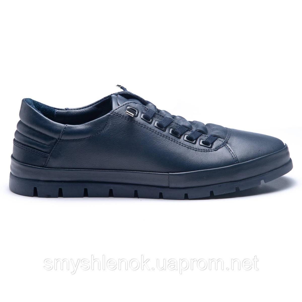 Туфли,мокасины Theo Leo RN984 39 25 см Синие