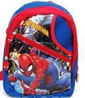 3068-SM Детский рюкзак для мальчика Спайдермен 35*25*12 см
