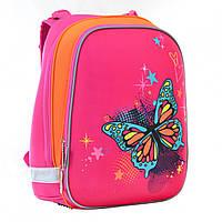 Рюкзак каркасный H-12 Butterfly blue, 38*29*15