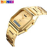 Skmei 1220 All Gold, фото 3