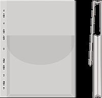 Файл для каталогов А4 глянцевый с клапаном, 170 микрон