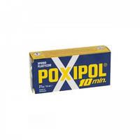 Клей эпоксидный POXIPOL металлизированный 21g/14ml