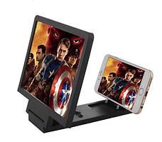 3D Подставка увеличитель 3д f1 збільшувач экрана дляТелефона екранаТелефону увеличительноеСтекло мобильного f2