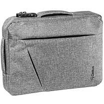 Рюкзак (Cумка) Gelius Backpack Monetary Attract GP-BP002 серый, фото 2