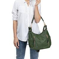 Женская сумка Sorella 1910 зеленая