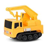 Индукционная машинка Trend-mix Inductive Truck Желтый tdx0000714, КОД: 1395825
