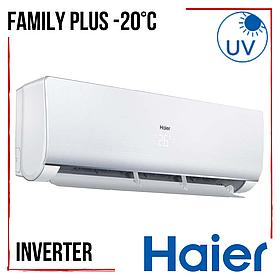 Кондиционер Haier AS50NFWHRA/1U50MEEFRA Family Plus R32 Inverter -20°С инверторный до 50 м2