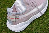 Детские кроссовки носки Adidas Yeezy Boost адидас розовый р32-36, копия, фото 5