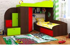 Кровать -чердак  КЧД-0306-19(ю)