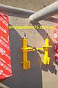 Стойки передние ваз 2110, 2111, 2112, лада 111,масляные,комплект 2 шт. (Master Sport, Германия), фото 9