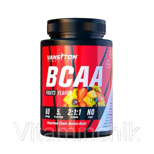 BCAA 300 г Фруктовый пунш ТМ Ванситон / Vansiton