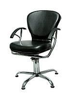 Кресло парикмахерское Тина, на гидравлике с блокировкой