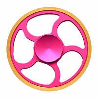 Спиннер Spinner Розовый с золотым tdx0000222, КОД: 394824