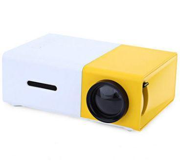 Портативный мультимедийный Led проектор YG300