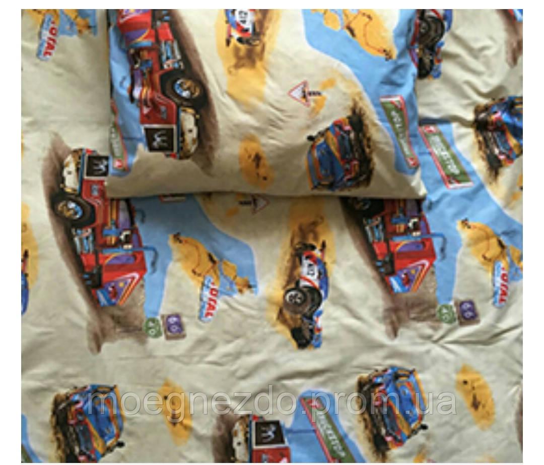 Комплект постельного белья в кроватку новорожденного детское постельное белье в кроватку бязь хлопок машинки