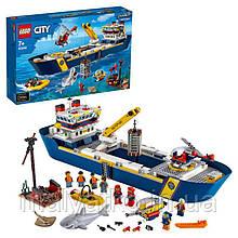 Lego City Океан дослідне судно 60266