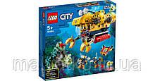 Lego City Океан дослідна підводний човен 60264