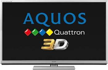 Телевизор Sharp LC-60LE840E (Full HD / SmartTV / 400 Active Motion / 3D / DVB-T, DVB-C, DVB-S, DVB-S2/)