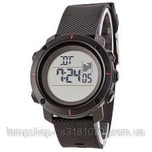Мужские часы Skmei 1212 Black-Red Small