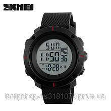 Мужские часы Skmei 1213 Black-Red