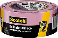Малярна стрічка 3M Scotch 2080 48 мм на 54.8 м для делікатних поверхонь, фото 1