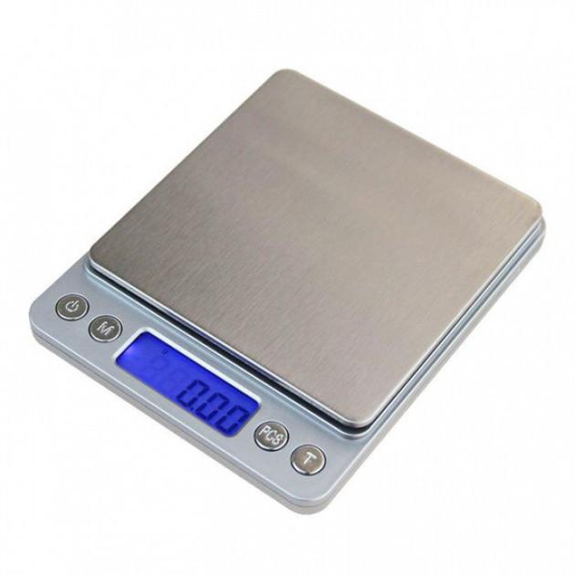 Высокоточные профессиональные ювелирные электронные весы с 2-мя чашами