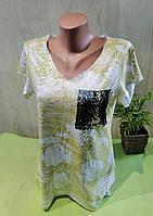 Жіноча блуза, 50/52 рр., № 130538