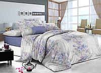 Комплект постельного белья двуспальный евро 200*220, сатин, TM Krispol (622.1929) (наволочки 50*70)
