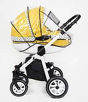Дождевик Twins универсальный   для коляски 2в1 (прозрачный)