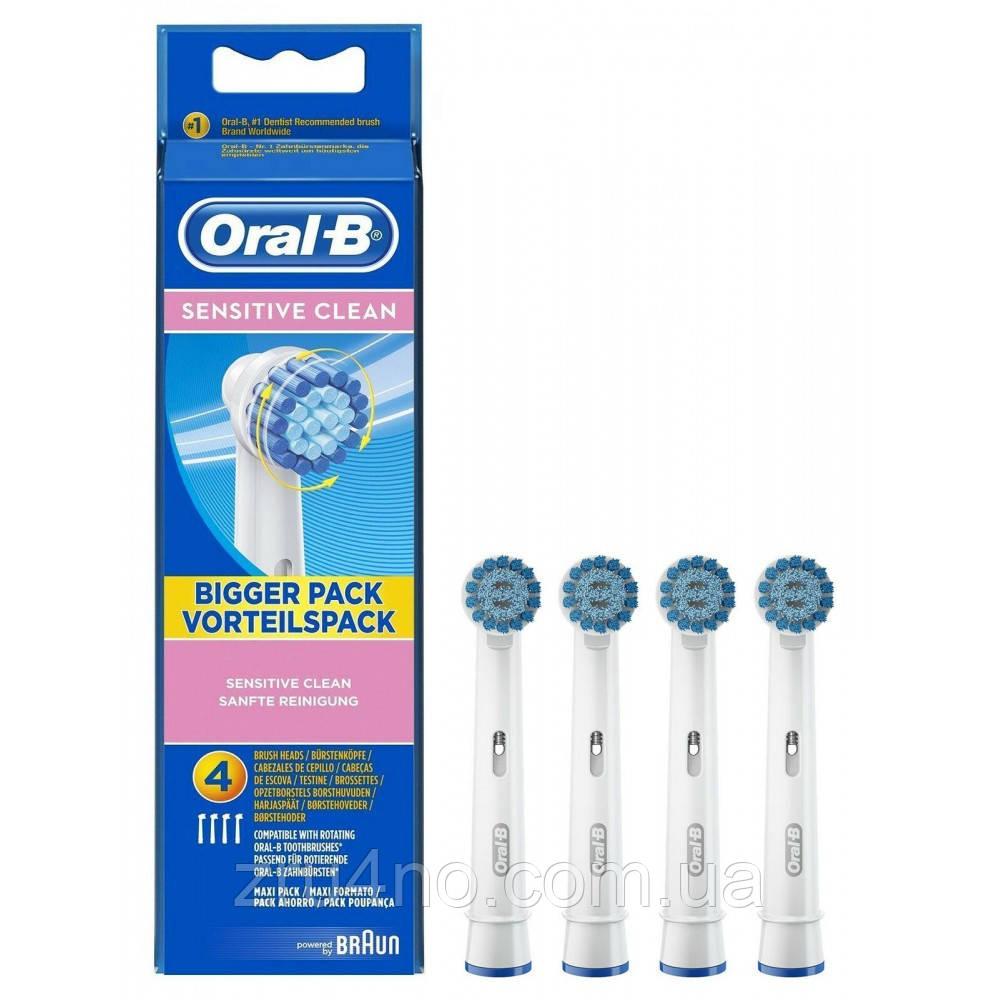 Насадка для зубної щітки ORAL-B Sensitive 4 шт.