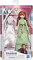 Кукла Холодное сердце Disney Анна Frozen 2 Anna E6908 Hasbro