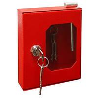 Металлическая ключница настенная на 1 ключ Goobkas КЛ-1