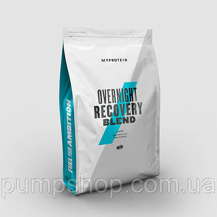 Многокомпонентный протеин MyProtein Overnight Recovery Blend 1000 г, фото 2