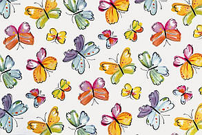 Самоклейка Бабочки 45см х 1м D-C-Fix (Самоклеющаяся пленка)