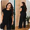 Классный женский костюм размеры от 48 до 66 в отличных цветах, фото 3