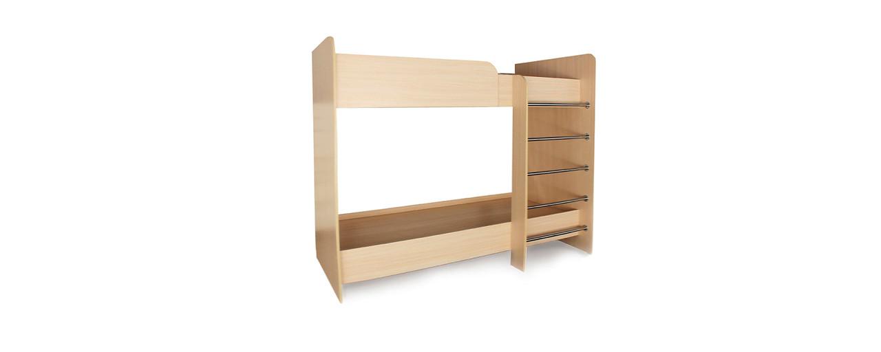 Кровать №6 двухъярусная -