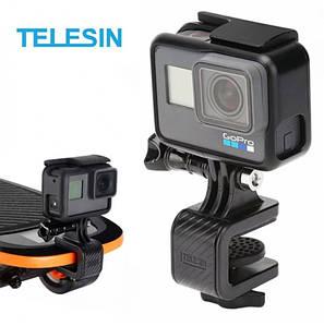 Крепление-клипса для GoPro на скейтборд Telesin GP-HBM-HB6
