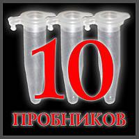 10 пробників будь-яких тютюнових ароматизаторів Xian Taima