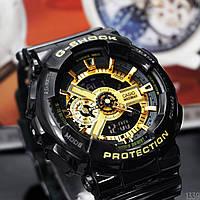 Casio G-Shock GA-110 Black-Gold New