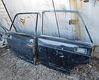 Дверь задняя левая ВАЗ 2105 2107 под ремонт