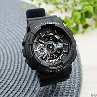 Часы Casio G-Shock GA-110 Black-Silver New