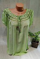 Женская блуза, 52/54 рр.,  № 133981