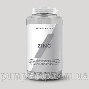 Цинк цитрат + вітамін З MyProtein Zinc 270 таб.