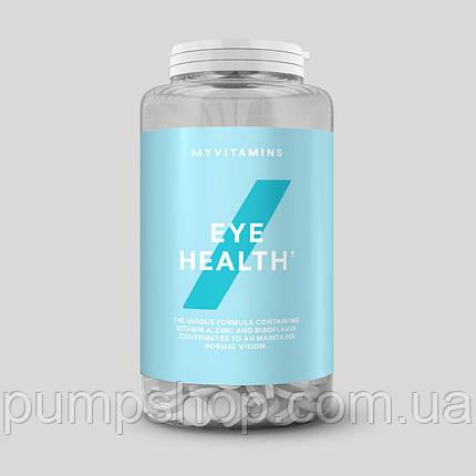 Комплекс вітамінів для підтримки зору MyProtein Eye Health 30 таб., фото 2