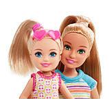 Игровой набор Лимонадный киоск Барби с куклами Стейси и Челси, фото 2