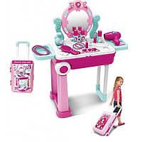 Детское трюмо 008-923A туалетный столик в чемодане Be Star Beauty